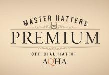 AQHA official cowboy hat logo