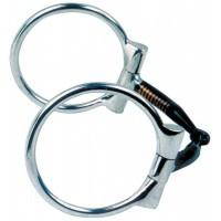 Snaffle Bit D-Ring