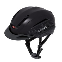 SWING Riding Helmet H12 Trend Baroque