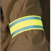 Reflex Armbinde stark reflektierend für Oberarm