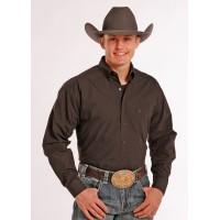 Panhandle Slim Tuf Cooper Longsleeve Shirt 8754 Front
