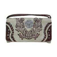 Portemonnaie Tasche Beige