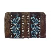 Portemonnaie Braun 500555BR