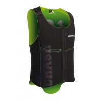 Komperdell Cross Vest Light Junior Schwarz aussen