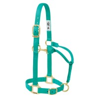 Weaver Nylon Halfter Yearling emerald green 35-7033-EG