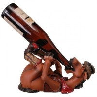 Western Horse Wine Bottle Holder 87-1030