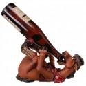 Weinflaschenhalter Westernpferd