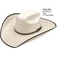 Master Hatters MHT Frisco 20X Cowboy Hut