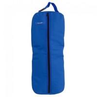Nylon/Poly Bridle/Halter Bag blau