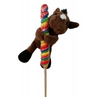 Horse with Lollipop