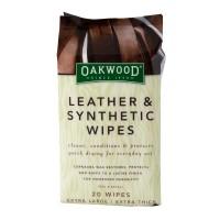Oakwood - Lederpflegetücher