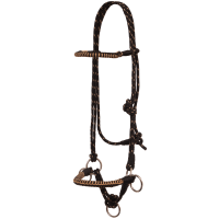 Side Pull Rope Halter