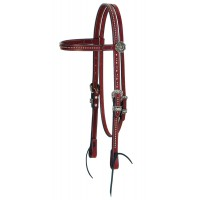 Weaver Leather Austin Browband Headstall 10-0350
