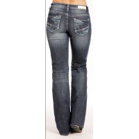 Rock & Roll Cowgirl Riding Jeans 4607