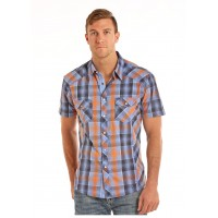 Washed Ombre Short Sleeve