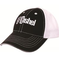 Cashel Baseball Cap schwarz weiss