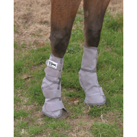 Crusader Leg Guard grau