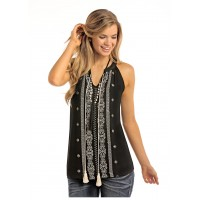 Embroidered Top 5771