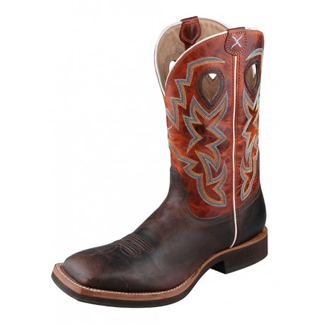5dbaaee977a Men's Horseman Boot MHM0014 by Twisted X
