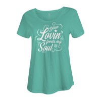 Soul Food SS Scoop Tee