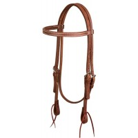 ProTack Oiled Harness Leather Headstall