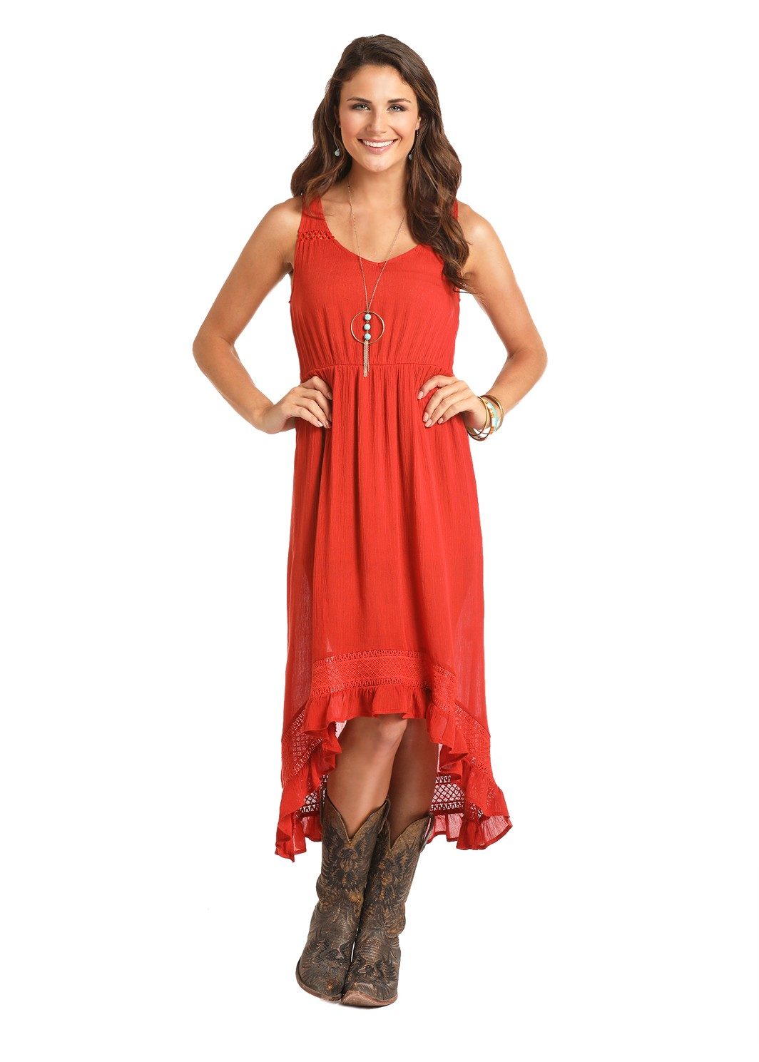 Country Kleid von Panhandle Slim