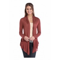 Cardigan 577990 rust red