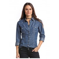 Westernbluse Arrow 7159