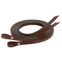 Bridle Leather Split Reins