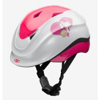 Waldhausen K4 SWING Riding Helmet for Children, pink / azalee
