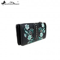 Wallet MW Embroidered Collection