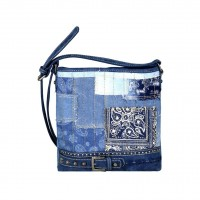 Cross Body Handbag Jeans