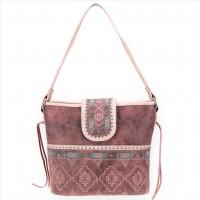 MW Handtasche Aztec Purple