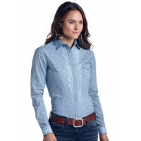 Panhandle Western Shirt Siroka 9422