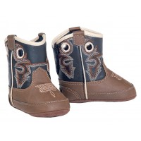 Baby Bucker Trace Cowboy Boot