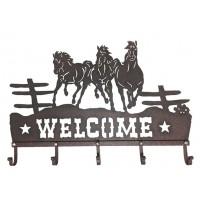 Welcome Horse Schild