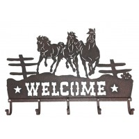 Welcome Horse Sign