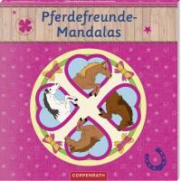 Pferdefreunde Mandalas