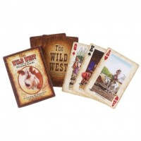Playing Cards Wild West