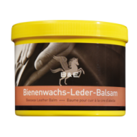 Beeswax Leather Balm