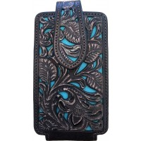 Ariat Floral Tooled Phone Case TQ