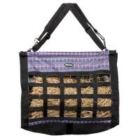 Hay Bag purple geo