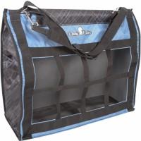 Top Load Hay Bag denim black