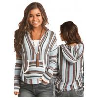 Hoodie Stripe 9397