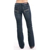 Mid-Rise Jeans 7672