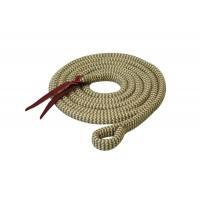 EcoLuxe™ Bamboo Lead 3m sand / grau 35202-10-117