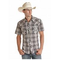 Rock'n'Roll Cowboy Short Sleeve Shirt 5104