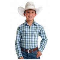 Boy's Shirt Franconia Ombre R2S5751