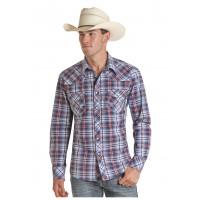 Rock'n'Roll Cowboy Westernhemd B2S5082