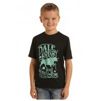 DB Rodeo Time Boys T-Shirt P3T5526